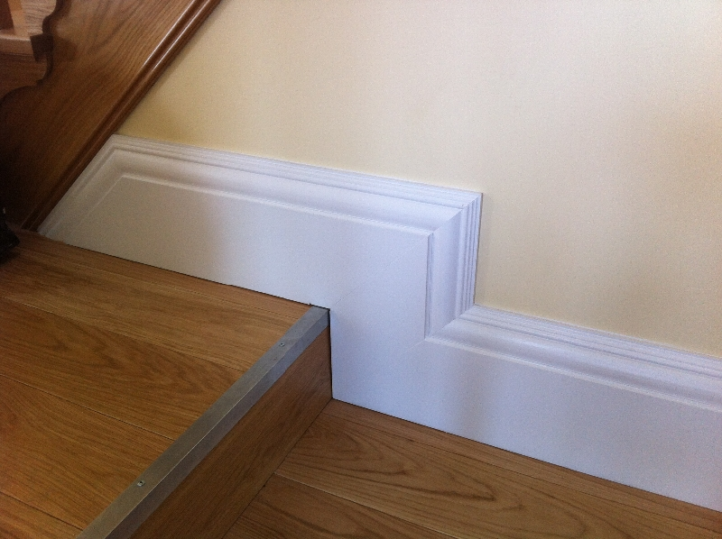 floor skirting